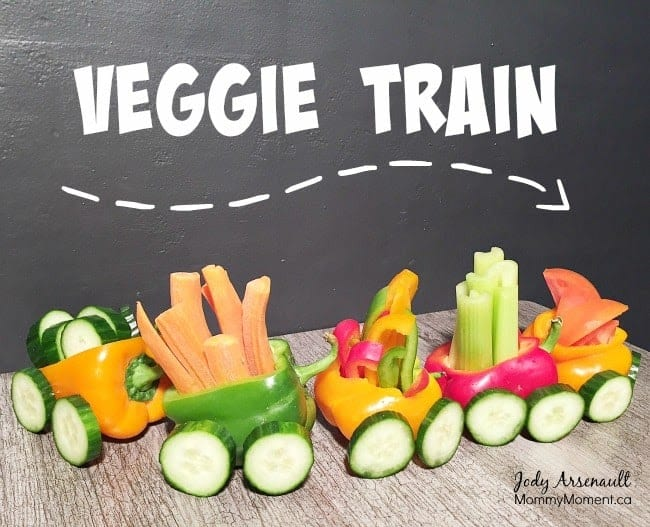 veggie train